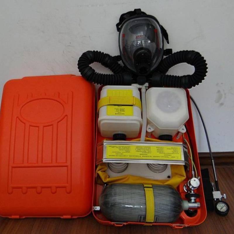 厂家直销HYZ4C隔绝式正压氧气舱式呼吸器