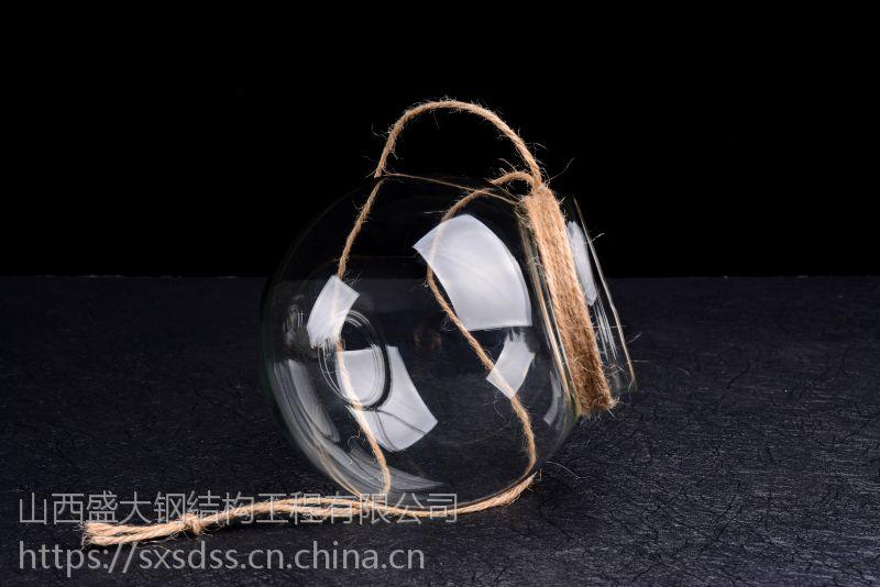 直供 ,微景观防尘罩、玻璃水球灯罩、球形透明玻璃罩、球形挂件