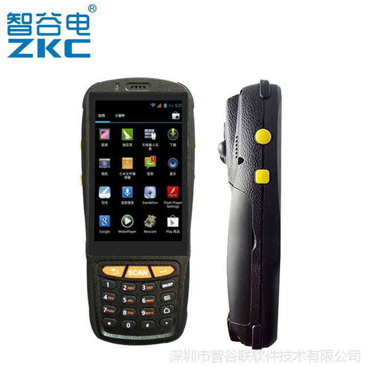 ZKC3503安卓手持机终端 工业级条码扫描PDA手持机 二维码扫描终端