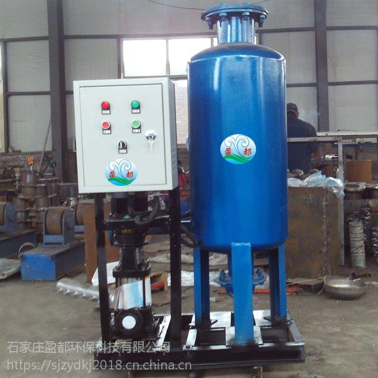 800*1.0定压补水装置齐齐哈尔