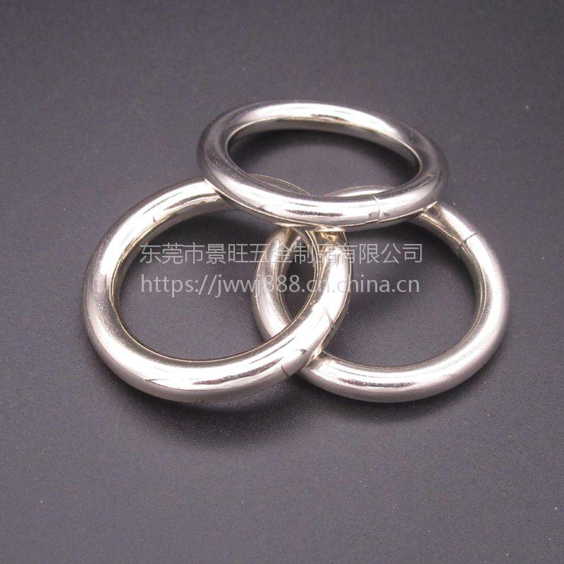 手工Diy饰品配件 铁环 铁圆环 金属饰品手链项链配件 现货供应