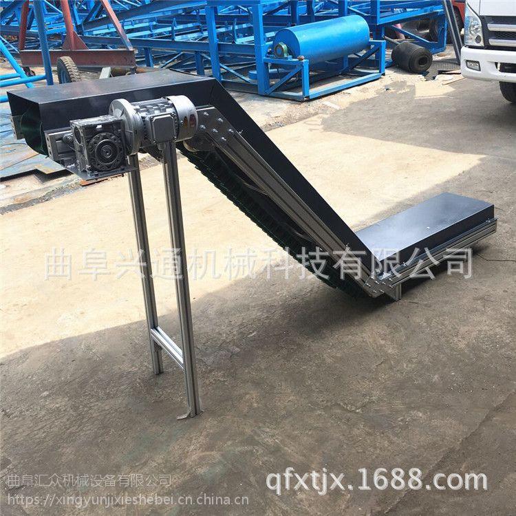 灯架铝型材输送机 PVC流水线分拣输送带 10年老厂 X2