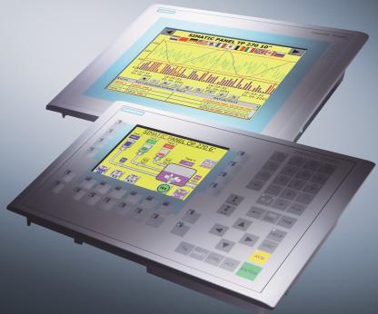 西门子显示器6AV6640-0BA11-0AX0