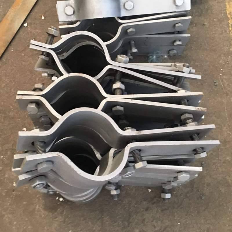 制造建筑管道用C3型管卡生产厂家沧州赤诚图集03S402