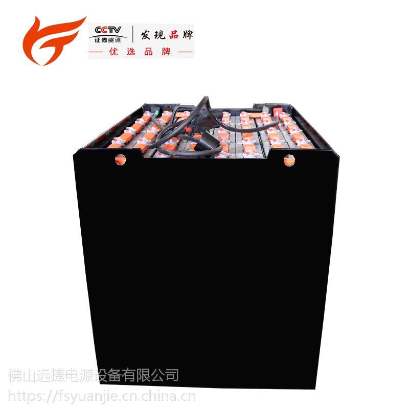 叉车蓄电池 铅酸蓄电池 合力叉车电池4PZS480-80V厂家直销