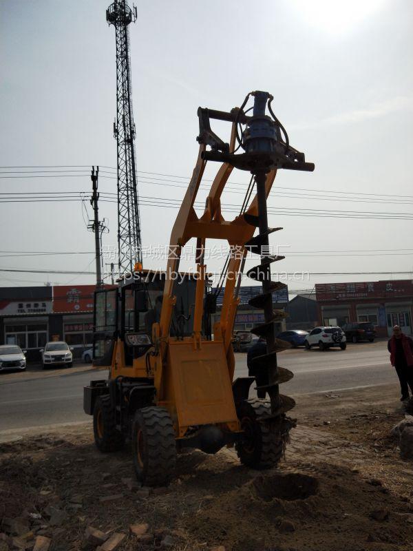 水泥电线杆钻眼机生产厂家 鼎力 货到付款