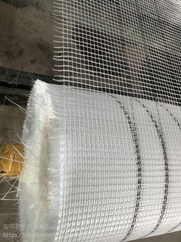 安平创阡网格布厂、玻纤网格布、 GRC增强网格布