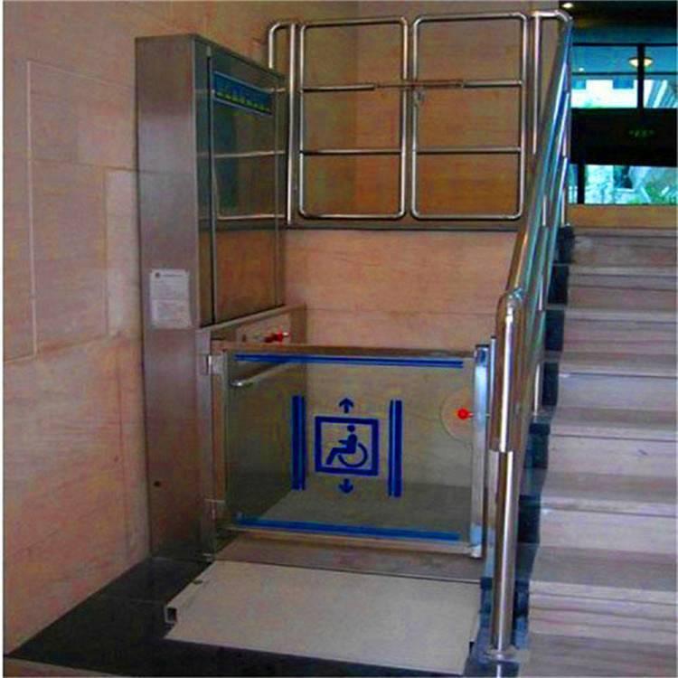 天津老年人轮椅升降机哪有做的/天津无障碍升降平台生产厂家