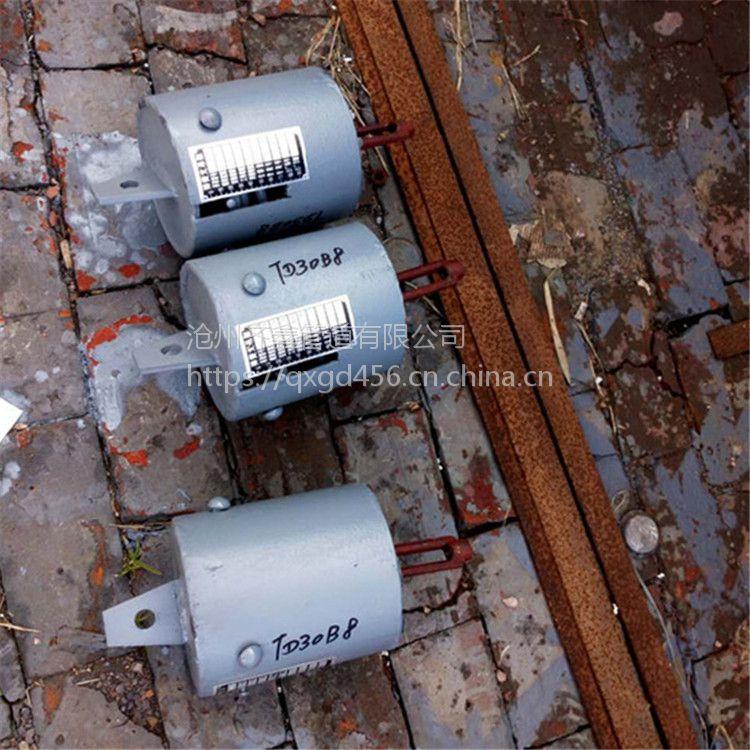 齐鑫直供单耳连接弹簧支吊架,蒸汽管道用支架