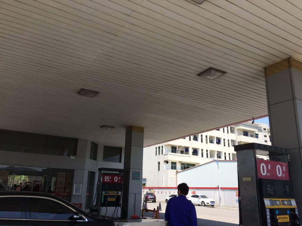 嘉兴市集成吊顶天花铝扣板 加油站防风吊顶
