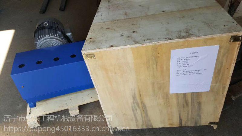 钢绞线穿索机 小型穿线机调控快慢操作安全