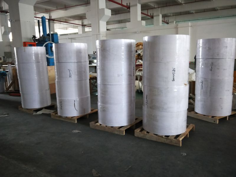 白牛皮纸库存长期库存分切加工进口货源