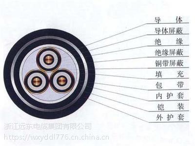 北京远东电缆集团有限公司-北京电缆远东YJV22远东-中高压电缆销售