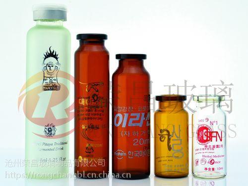 荣昌糖浆玻璃瓶低价高优产品