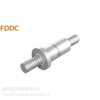 FDDC8025-PMI银泰双螺母滚珠丝杆FDDC80-25T4