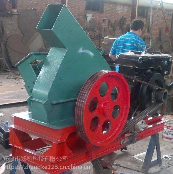 浙江台州郑科1210型盘式皮带传动削片机
