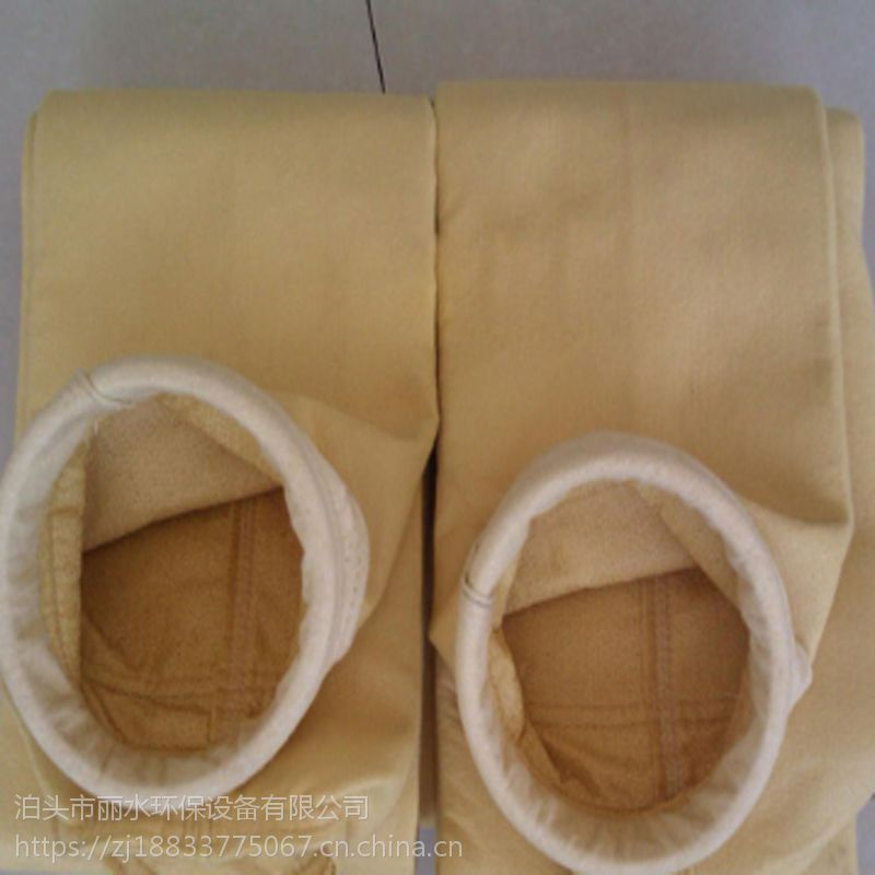除尘器配件 易清灰涤纶毡除尘布袋 除尘器布袋 除尘器厂家 泊头市丽水环保设备
