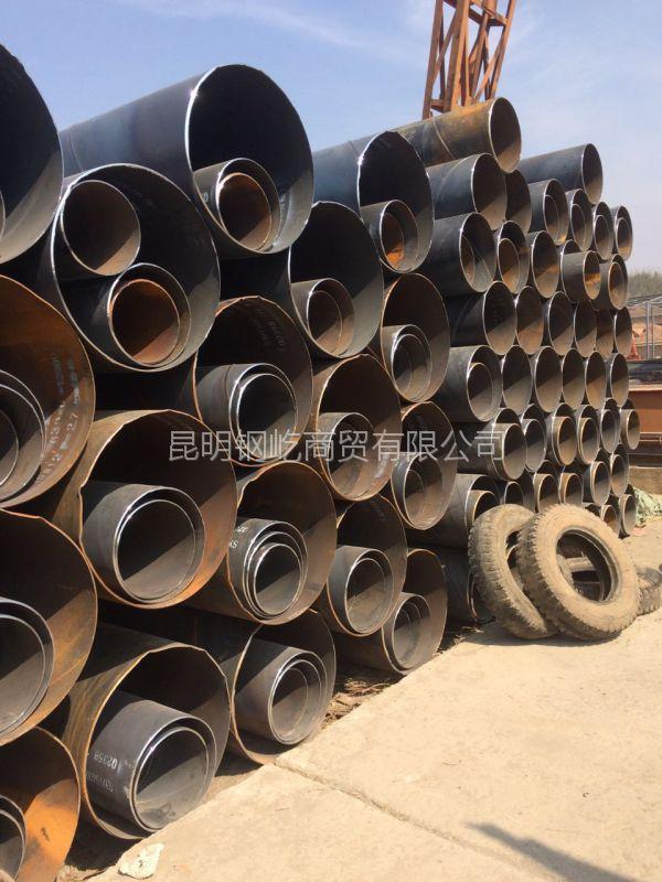 云南昆明螺旋管批发价格 产地玉溪 材质Q235