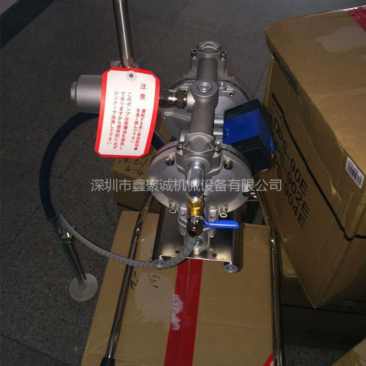 代理原装日本岩田DPS-90E隔膜泵