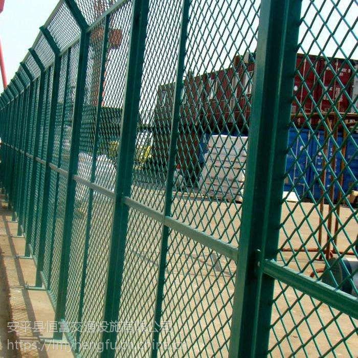 30年老厂家大量现货供钢板金属板网隔离网