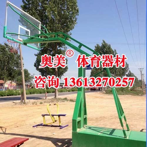 资讯:滨州篮球架