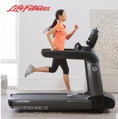 连云港跑步机健身器材力健美国进口跑步机家用款多功能超静音