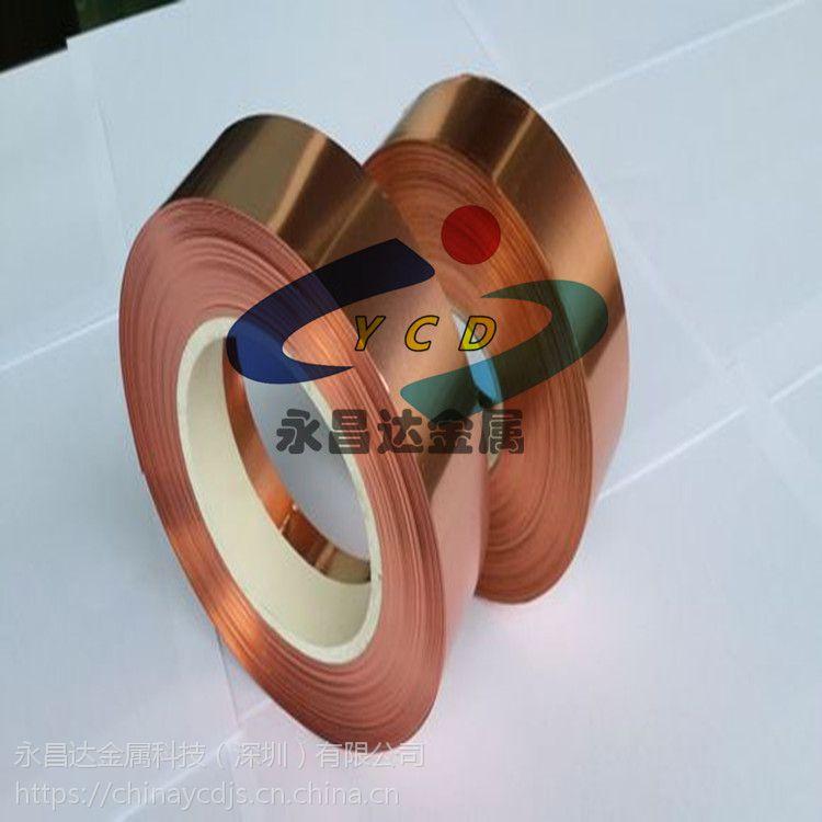 进口高韧性铍铜丝 C17410铍青铜线 半硬/全硬铍青铜丝