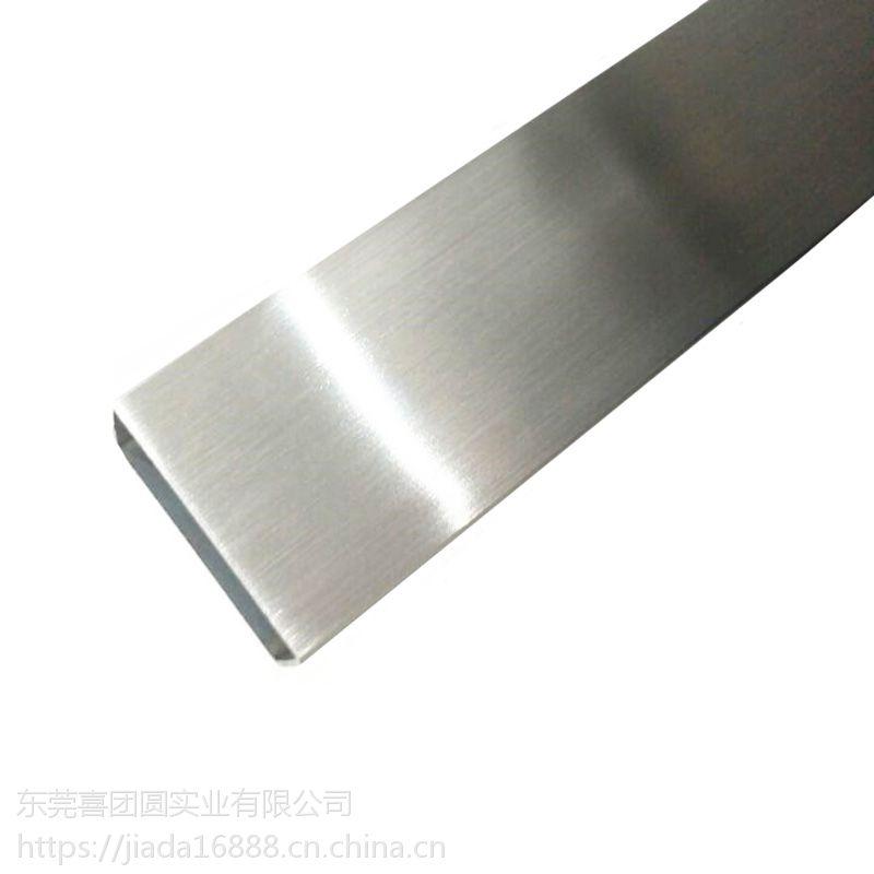 东莞厂家直销304不锈钢方管201焊接方管50*50矩形装饰管可定制
