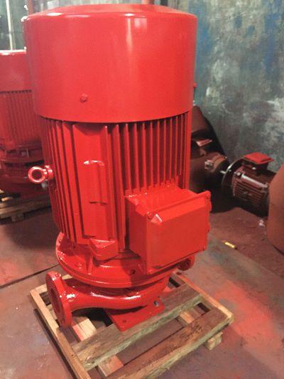 成都绵阳上海凯泉消防泵价格几多XBD5.5/25-HL喷淋泵型号参数