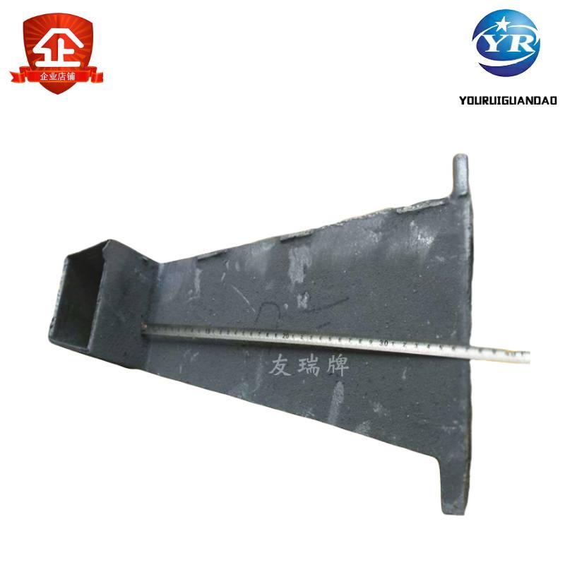 侧入寸水斗厂家 友瑞牌碳钢雨水斗