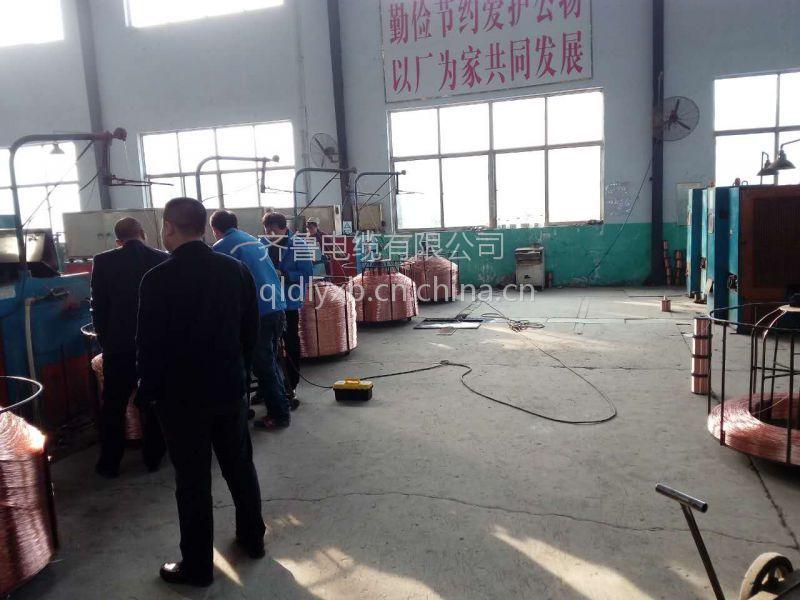 供应齐鲁牌裸铜线交联绝缘PVC护套光缆YJV3-D 2*2.5