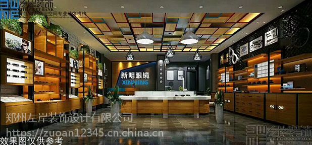 杭州眼镜店装修时应该如何挑选到高端大气眼镜展示柜?