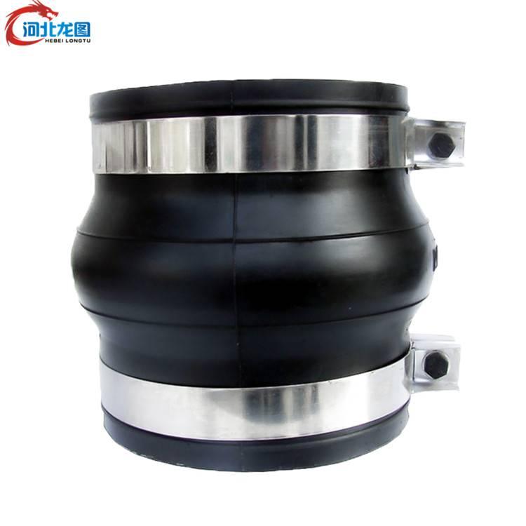 供应碳钢橡胶避震喉-天然合成橡胶软接头厂家