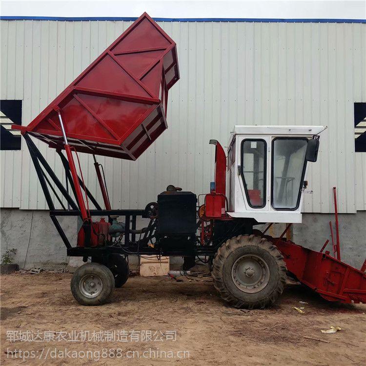 125马力滚刀式秸秆粉碎青储机价格