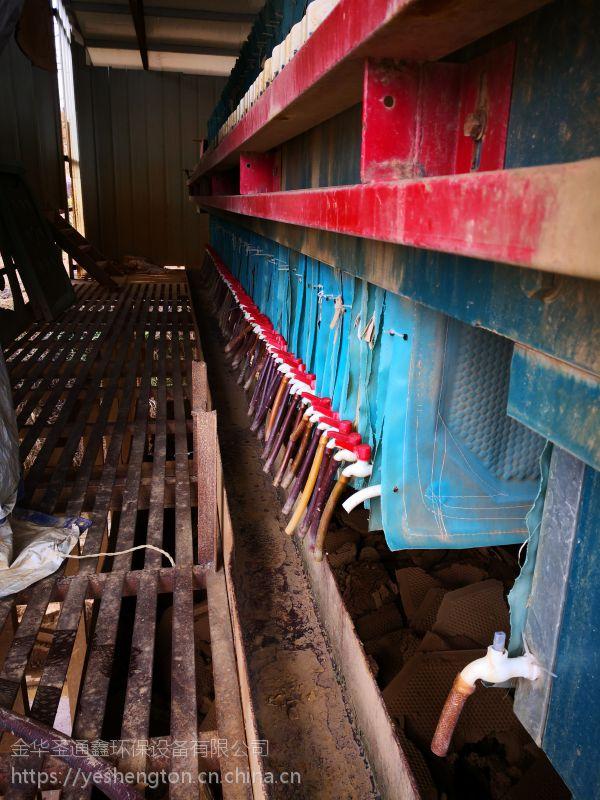 破碎石粉泥浆压干机 砂石厂污水压滤机