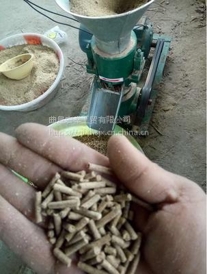 羊饲料颗粒机价格 秸秆牛羊颗粒饲料成型机
