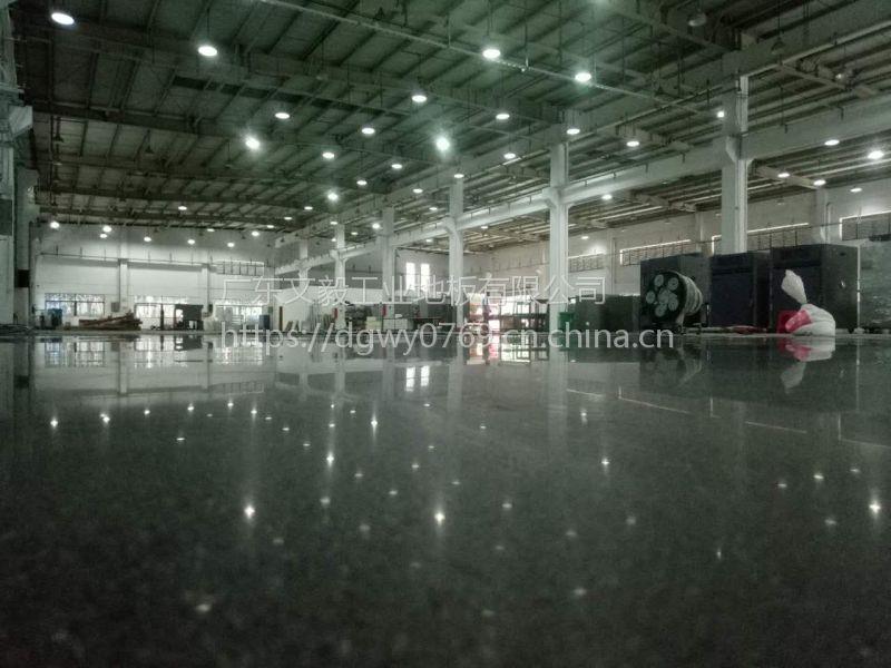 龙岗区横岗金钢砂固化处理+坪地耐磨硬化地坪