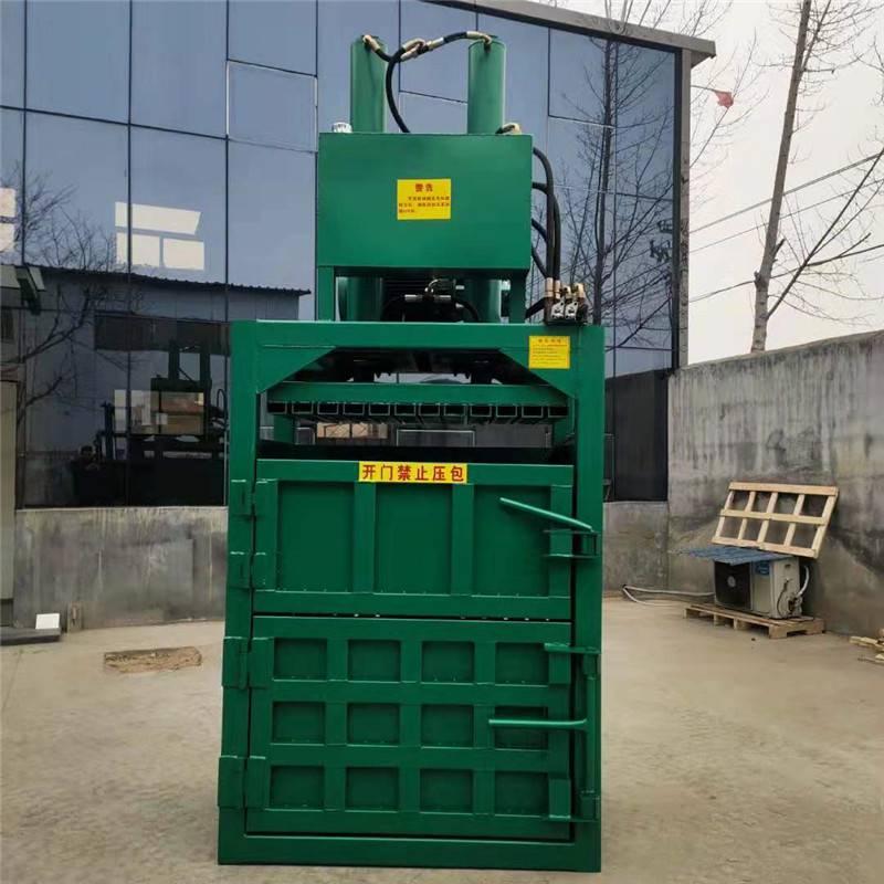 半自动铁刨花压块机厂家 佳鑫塑料制品挤包机 打块打包机