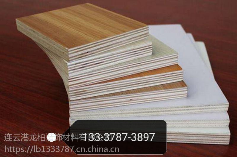 江苏生态板厂家批发面漆板1