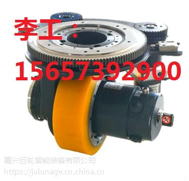 AGV舵轮应该选配什么样的电机?
