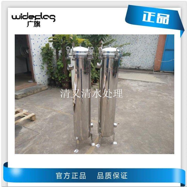 脉德净正品 304不锈钢袋式过滤器,扬州市石油汽油柴油乳液分离设备 精度可选