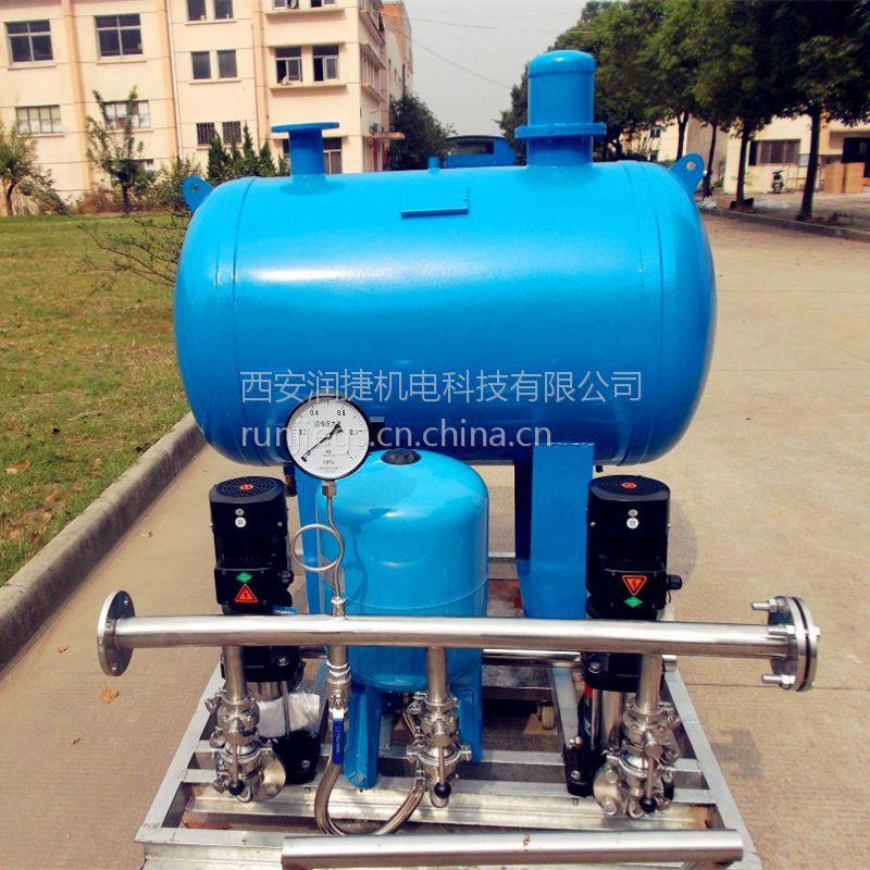 咸阳无负压给水无塔变频供水器 咸阳二次加压供水设备 RJ-2144