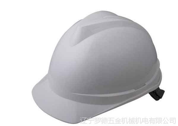世达工具v顶标准型安全帽白色tf0101w