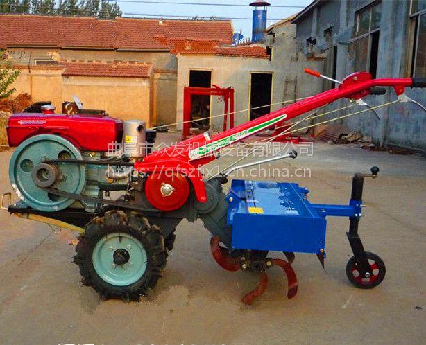 背负式汽油旋耕机 两冲程背负式除草机 农业机械