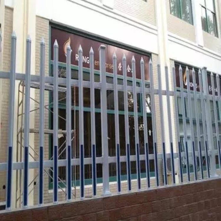 安徽省淮南市凤台县塑钢pvc院墙护栏围栏