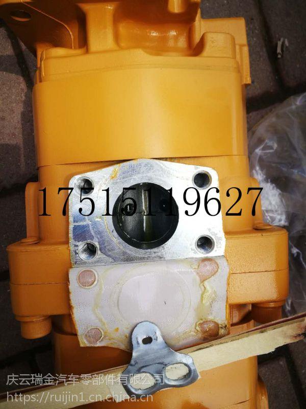 液压小松卡特齿轮泵705-56-34360