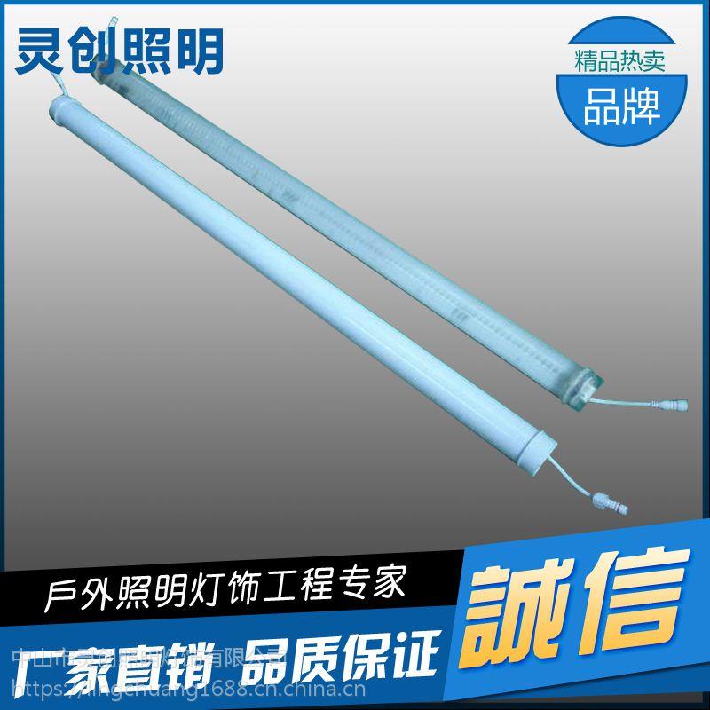 湖南长沙LED数码管双重防水优质硅胶-灵创照明