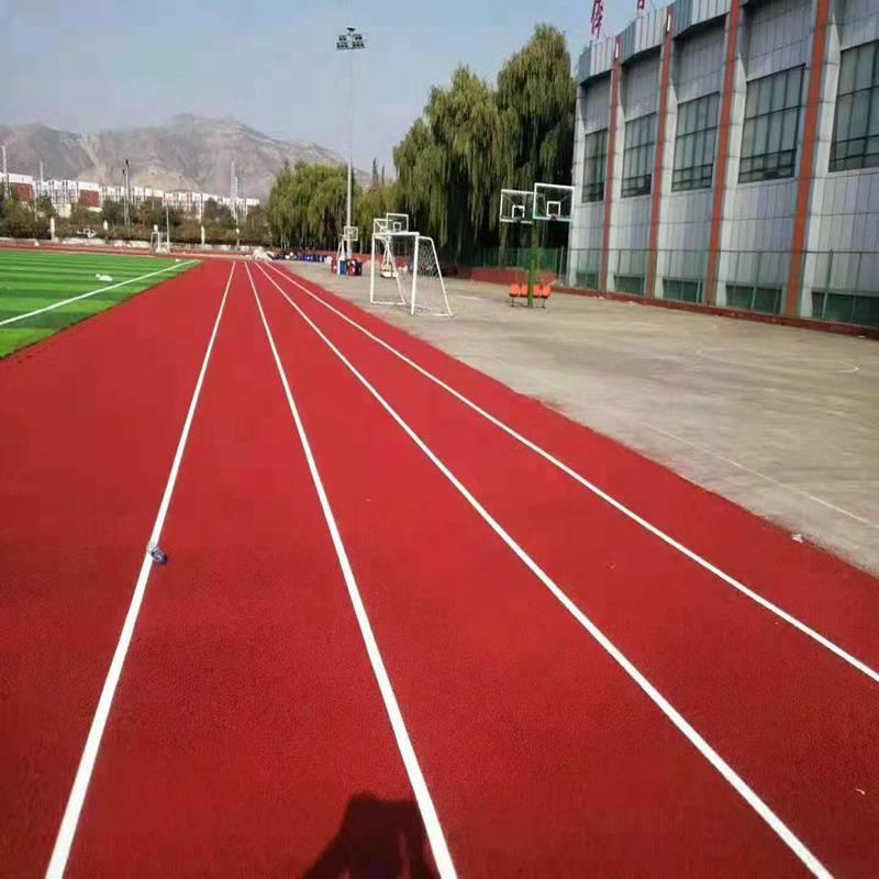 幼儿园塑胶跑道制作厂家 欢迎您奥博仿真人造草坪