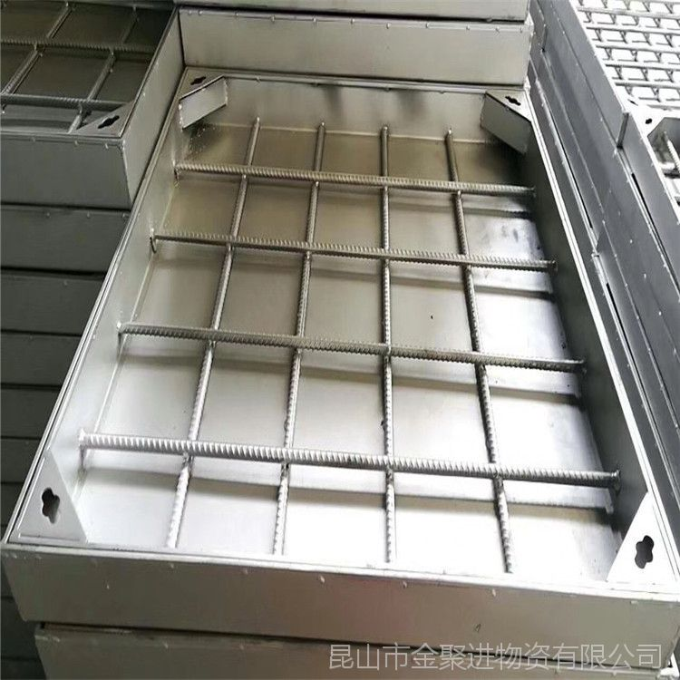 昆山市金聚进新型不锈钢窑井盖定做厂家报价