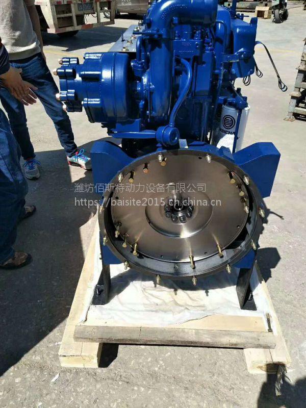 潍柴原厂WP10.340E32发动机 国二大泵机 车用潍柴340马力发动机